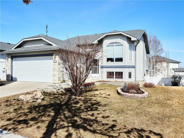 64 Sheep River Drive, Okotoks, AB T1S 1S2 (#C4235690) :: Canmore & Banff