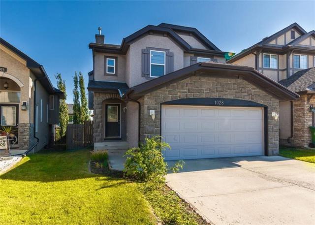 1028 Sherwood Boulevard NW, Calgary, AB T1Y 2W1 (#C4235949) :: Canmore & Banff