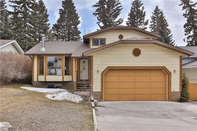 291 Grizzly Crescent, Canmore, AB T1W 1B4 (#C4236123) :: Redline Real Estate Group Inc