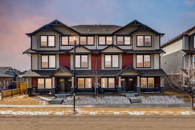 280 Williamstown Close NW #104, Airdrie, AB T4B 4B6 (#C4236209) :: Calgary Homefinders