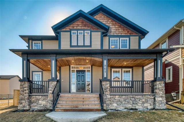 961 Channelside Road SW, Airdrie, AB  (#C4236307) :: The Cliff Stevenson Group