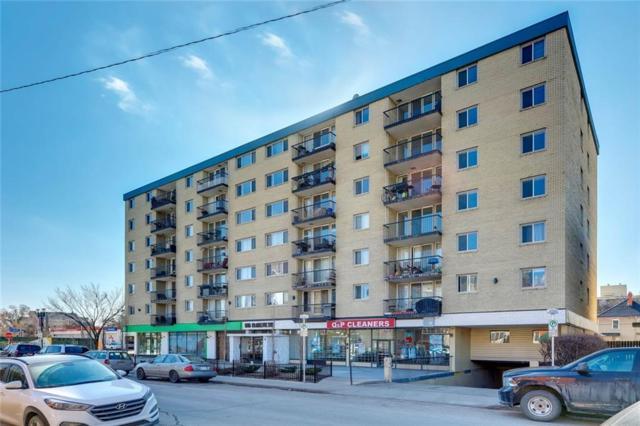 505 19 Avenue SW #602, Calgary, AB T2S 0E4 (#C4236399) :: The Cliff Stevenson Group