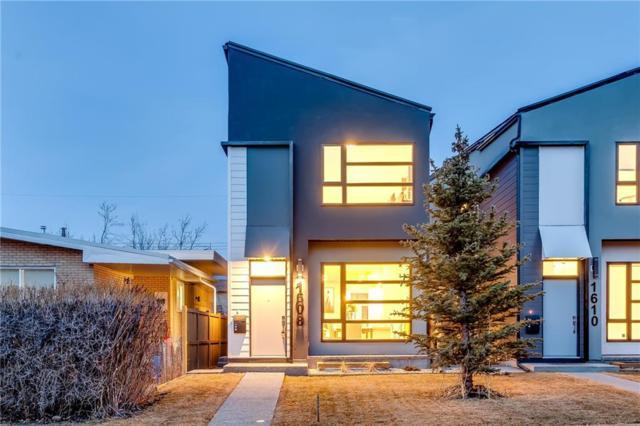 1608 44 Street SW, Calgary, AB T3C 2A9 (#C4236411) :: The Cliff Stevenson Group