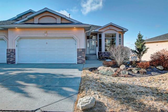 14 Eagleview Way, Cochrane, AB T4C 1P5 (#C4236425) :: Calgary Homefinders