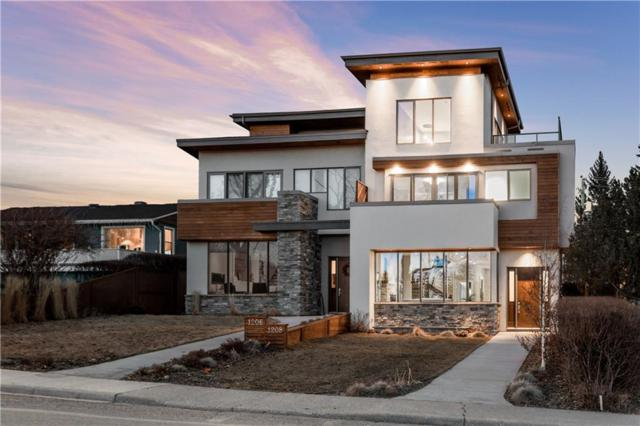 1208 26 Street SW, Calgary, AB T3C 1K2 (#C4236519) :: Calgary Homefinders