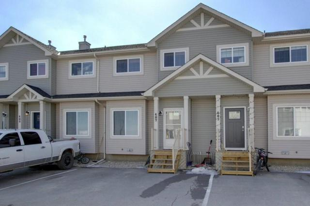 407 Strathaven Mews, Strathmore, AB T1P 1X9 (#C4236564) :: Calgary Homefinders