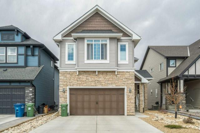 347 Hillcrest Heights SW, Airdrie, AB T4B 4C1 (#C4236572) :: Redline Real Estate Group Inc