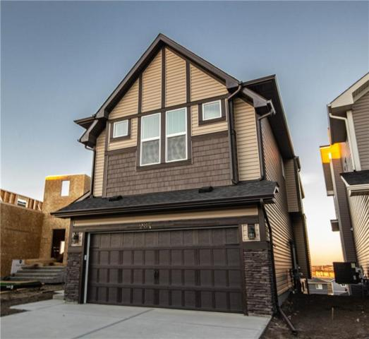287 Hillcrest Heights SW, Airdrie, AB T4B 2R9 (#C4236624) :: Redline Real Estate Group Inc