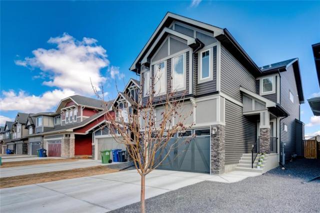 88 Thoroughbred Boulevard, Cochrane, AB T4C 0X2 (#C4236632) :: Calgary Homefinders