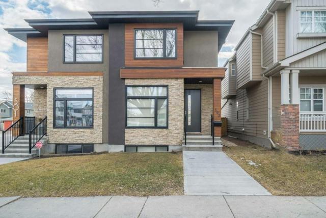 503 19 Avenue NW, Calgary, AB T2M 0Y7 (#C4236638) :: Western Elite Real Estate Group