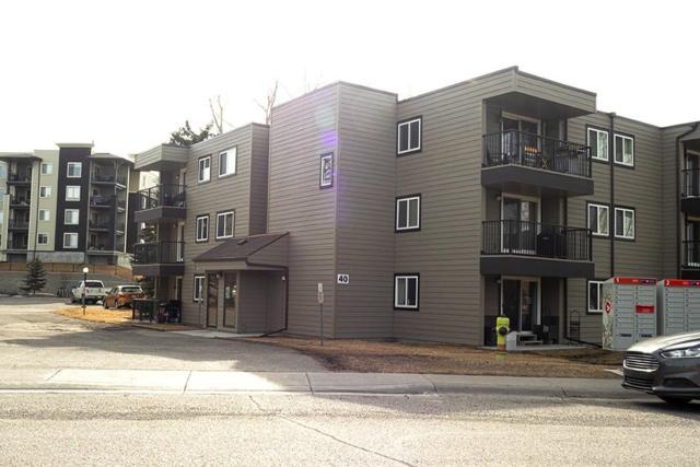 40 Glenbrook Crescent #103, Cochrane, AB T4C 1T2 (#C4236654) :: Redline Real Estate Group Inc
