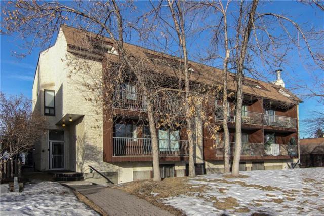 1113 37 Street SW #202, Calgary, AB T3C 1S5 (#C4236693) :: The Cliff Stevenson Group