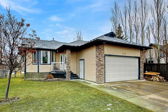 288 Cambridge Crescent, Strathmore, AB T1P 1S1 (#C4236715) :: Calgary Homefinders