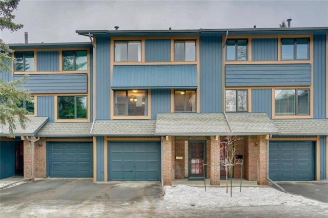 10030 Oakmoor Way SW #46, Calgary, AB T2V 4S8 (#C4236725) :: Calgary Homefinders