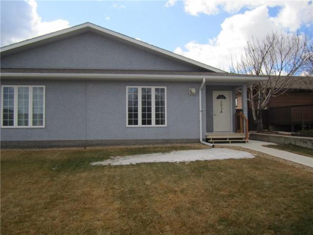 203A 8 Avenue SE, Drumheller, AB T0J 0Y6 (#C4236726) :: Redline Real Estate Group Inc