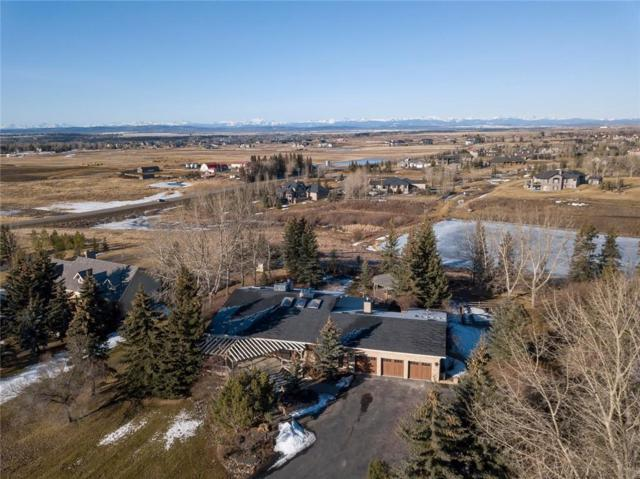 25 Cullen Creek Estates, Rural Rocky View County, AB T3E 6W3 (#C4236746) :: Calgary Homefinders