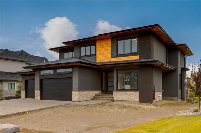 32 Rockwater Way, Rural Rocky View County, AB T3L 0C9 (#C4236755) :: Calgary Homefinders