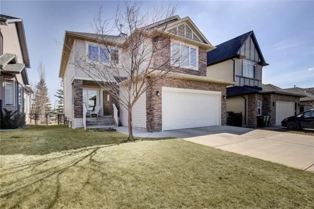 34 Crystal Green Way, Okotoks, AB T1S 2K5 (#C4236757) :: The Cliff Stevenson Group
