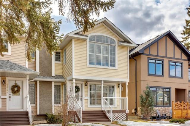 1735 Broadview Road NW, Calgary, AB T2N 3H4 (#C4236809) :: The Cliff Stevenson Group