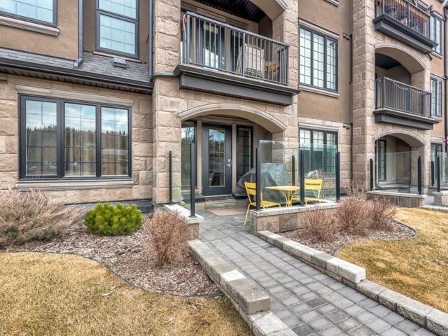 3320 3 Avenue NW #102, Calgary, AB T2N 0L9 (#C4236819) :: Redline Real Estate Group Inc