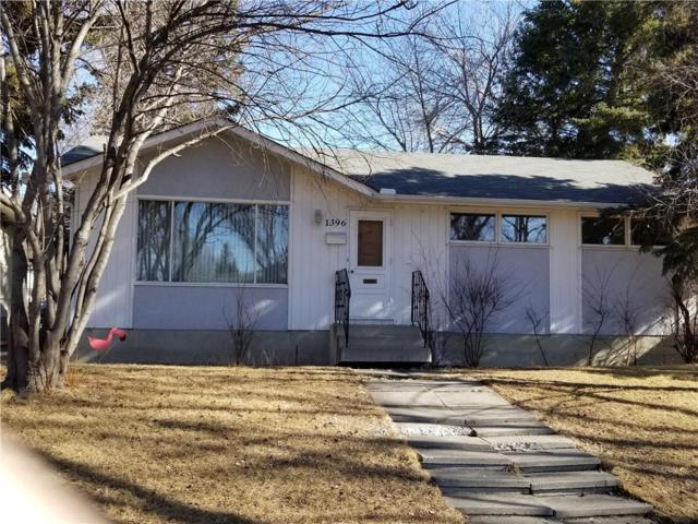 1396 Northmount Drive NW, Calgary, AB T2L 0G2 (#C4236828) :: Calgary Homefinders