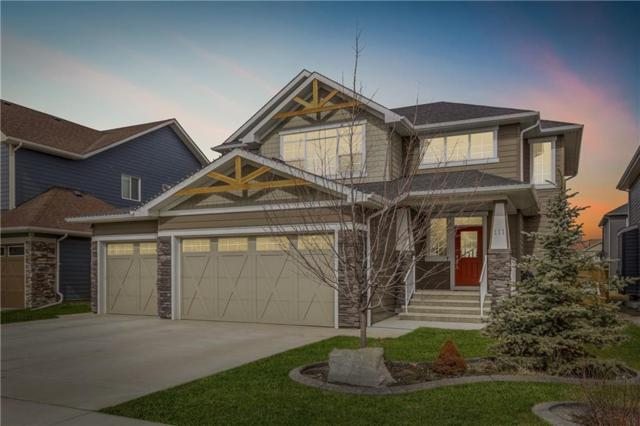 111 Kinniburgh Lane, Chestermere, AB T1X 0V1 (#C4236869) :: Calgary Homefinders
