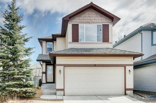 14 Glensummit Close, Cochrane, AB T4C 2J9 (#C4236928) :: The Cliff Stevenson Group
