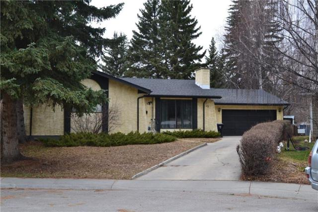 22 Oakview Place SW, Calgary, AB T2V 3Z9 (#C4236975) :: The Cliff Stevenson Group