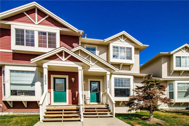 703 Luxstone Square SW #1204, Airdrie, AB T4B 0A4 (#C4236979) :: The Cliff Stevenson Group