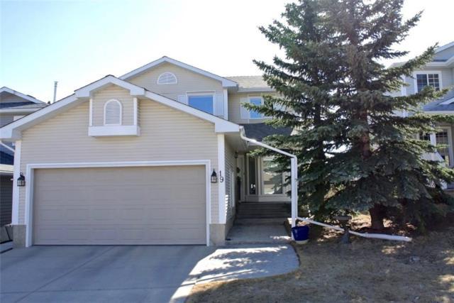 19 Macewan Park Circle NW, Calgary, AB T3K 4A2 (#C4237009) :: Calgary Homefinders