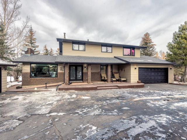 236 High Point Estates, Rural Rocky View County, AB T2P 2G7 (#C4237013) :: Calgary Homefinders