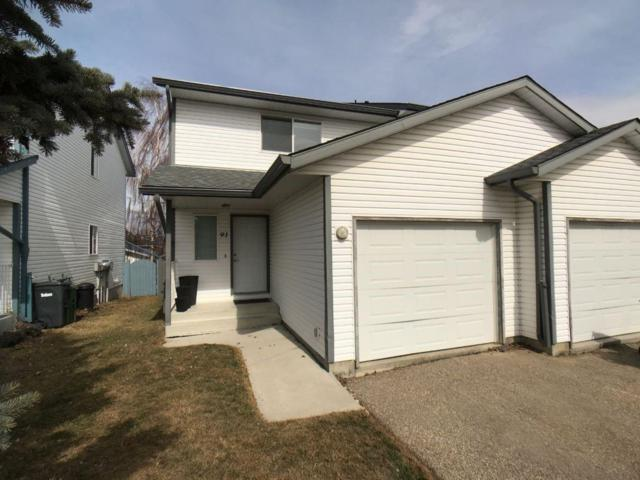 91 Strathaven Heights, Strathmore, AB T1P 1P3 (#C4237067) :: Calgary Homefinders