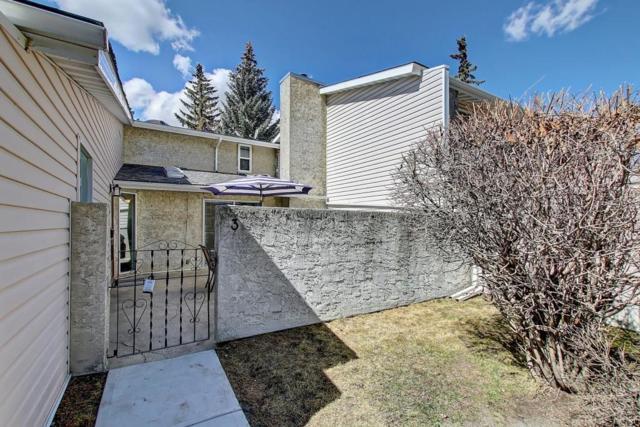 4915 45 Street SW #3, Calgary, AB T3E 3W5 (#C4237078) :: Calgary Homefinders