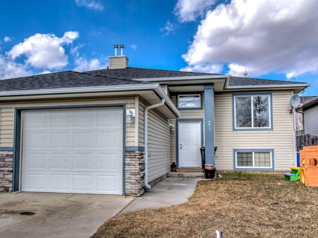 213 Hillvale Crescent, Strathmore, AB T1P 1S7 (#C4237142) :: Calgary Homefinders