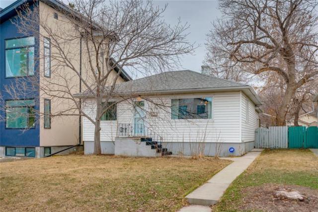417 22 Avenue NW, Calgary, AB T2M 1N4 (#C4237159) :: Calgary Homefinders
