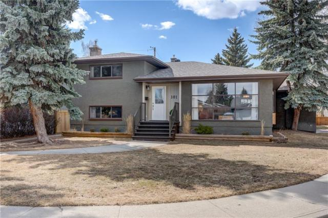 101 Wedgewood Drive SW, Calgary, AB T3C 3G7 (#C4237162) :: The Cliff Stevenson Group