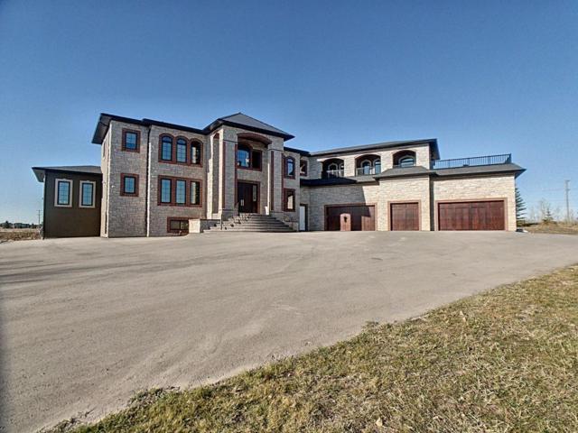 35 Mckendrick Run, Rural Rocky View County, AB T3Z 3K1 (#C4237210) :: Redline Real Estate Group Inc