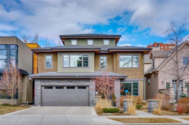 416 Roxboro Road SW, Calgary, AB T2S 0R4 (#C4237245) :: The Cliff Stevenson Group