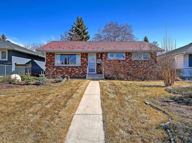 2740 45 Street SW, Calgary, AB T3E 3T4 (#C4237303) :: Redline Real Estate Group Inc