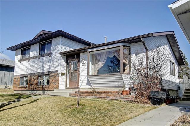 328 Rundlelawn Road NE, Calgary, AB T1Y 3P3 (#C4237310) :: Calgary Homefinders
