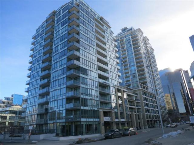 128 2 Street SW #203, Calgary, AB T2P 0S7 (#C4237380) :: The Cliff Stevenson Group