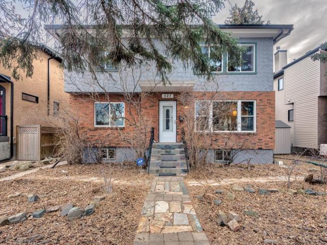 527 29 Avenue NW, Calgary, AB T2M 2M6 (#C4237388) :: Calgary Homefinders