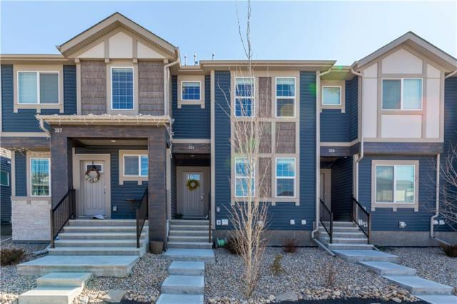 331 Hillcrest Drive SW, Airdrie, AB T4B 4C8 (#C4237446) :: Redline Real Estate Group Inc