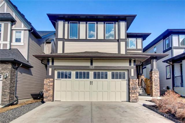 122 Hillcrest Heights SW, Airdrie, AB T4B 4C2 (#C4237469) :: Redline Real Estate Group Inc