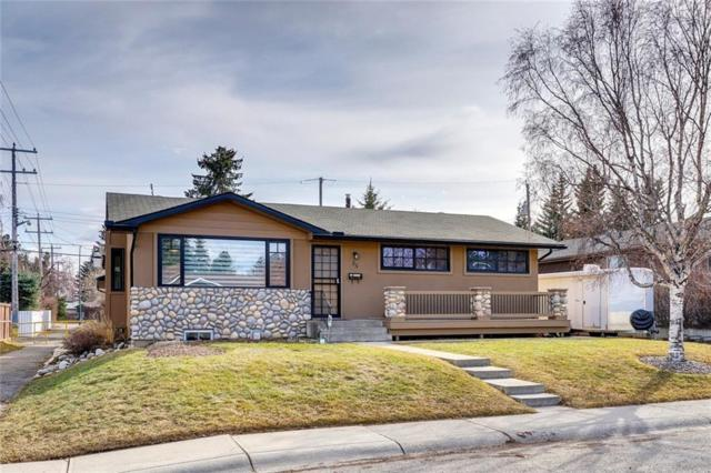 55 Wakefield Drive SW, Calgary, AB T3C 2W8 (#C4237516) :: Redline Real Estate Group Inc