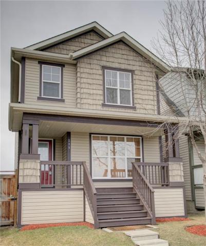 211 Auburn Bay Heights SE, Calgary, AB T3M 0A8 (#C4237526) :: The Cliff Stevenson Group