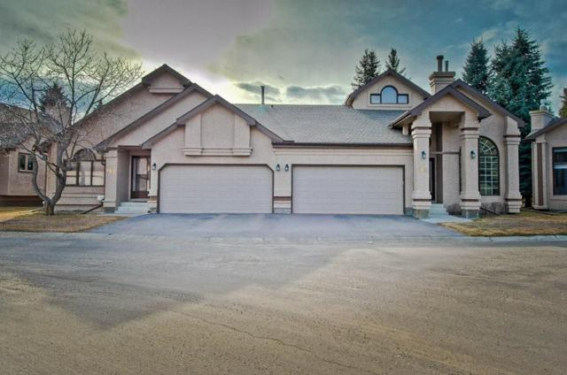 160 Oakbriar Close SW, Calgary, AB T2V 3G7 (#C4237551) :: The Cliff Stevenson Group