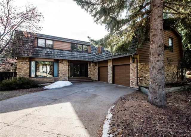 352 Pump Hill Garden(S) SW, Calgary, AB T2V 4M7 (#C4237561) :: Redline Real Estate Group Inc
