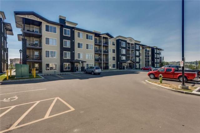 625 Glenbow Drive #2312, Cochrane, AB T4C 1E8 (#C4237587) :: Redline Real Estate Group Inc