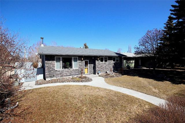 608 Queensland Drive SE, Calgary, AB T2J 4G7 (#C4237603) :: Canmore & Banff